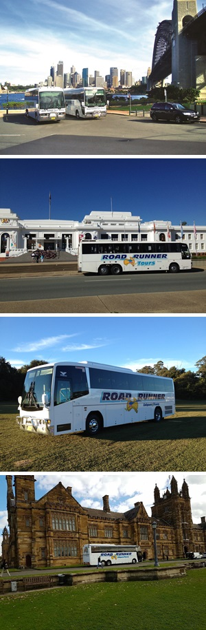Central Coast Coach Tours